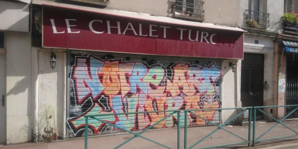 chalet graph